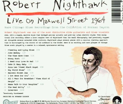 Live On Maxwell Street 1964