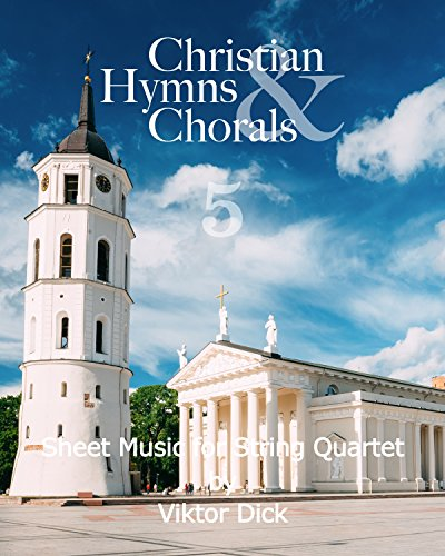 Christian Hymns & Chorals 5: Sheet Music for String ()