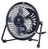 """Westpointe Electrical Co Wp 4"""" Hi Velocity Fan 1002 Personal Fan"""
