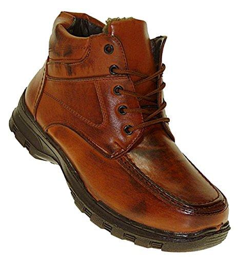 Bootsland Art 718 Winterstiefel Outdoor Boots Stiefel Winterschuhe Herrenstiefel Herren