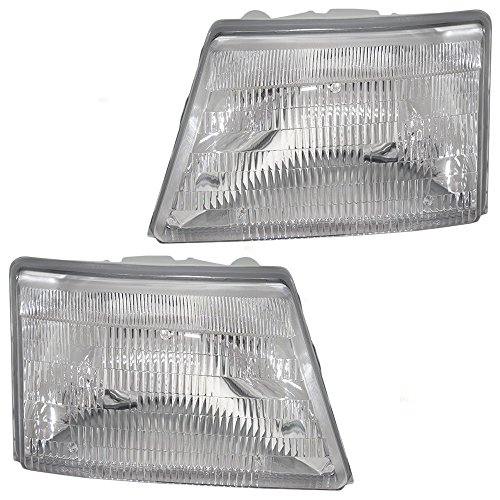 driver-and-passenger-headlights-headlamps-replacement-for-ford-pickup-truck-f87z-13008-fb-f87z-13008