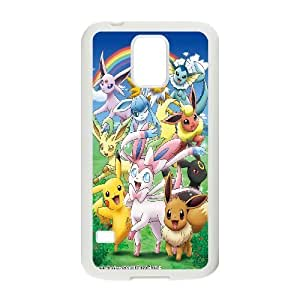 James-Bagg Phone case Cute Pikachu Protective Case For Samsung Galaxy S5 Style-16