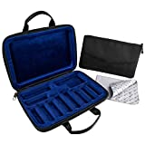 Protec WMC10 10-Piece Woodwind Mouthpiece Case