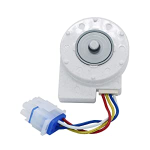 241509402 Evaporator Fan Motor For Refrigerator By AMI,Compatible with Frigidaire Electrolux Kenmore,To Be Able To Replace PS1526073 AP3958808, AH1526073, EA1526073