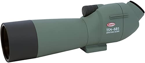 Kowa TSN-600 Series Angled Body High Performance Spotting Scope, 60 mm Tan