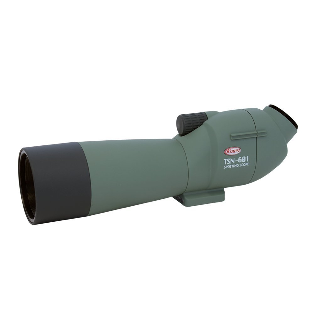 Kowa TSN-600 Series Angled Body High Performance Spotting Scope, 60 mm Tan by Kowa (Image #1)