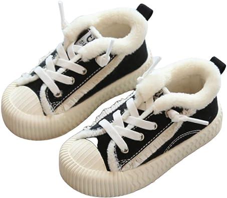 Zapatos para niños Zapatos de Lona para niños y niñas Zapatos de algodón para niños más Zapatos Casuales de algodón ...