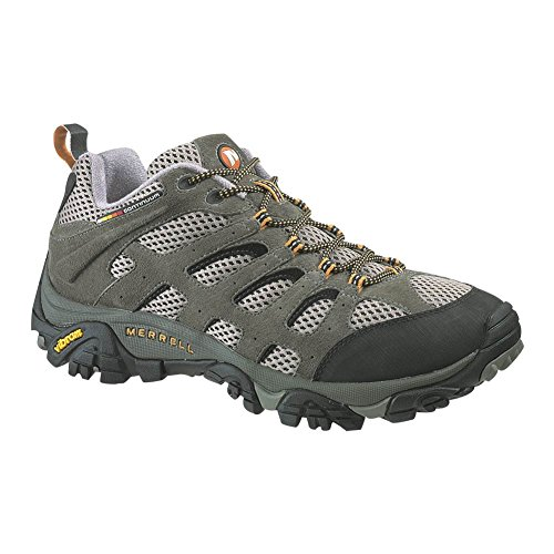 Merrell Mens Moab Ventilator Hiking ShoeWalnut10.5 W US