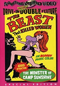 The Beast That Killed Women / The Monster of Camp Sunshine (Special Edition)