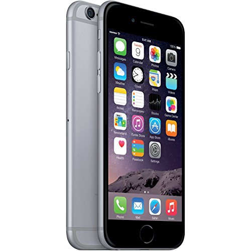 Apple iPhone 6 32 GB Straight-Talk, Space Gray by Apple