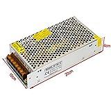 YaeTek 12V DC Switch Power Supply Driver for LED Light , Input: AC110V/220V (12V 12.5A 150W)