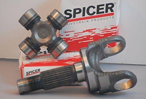 Dana 30 / 44 Axle Spindle Stub Shaft w/ U Joint Jeep TJ Yj Xj 1986-2006