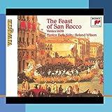 The Feast Of San Rocco, Venice 1608