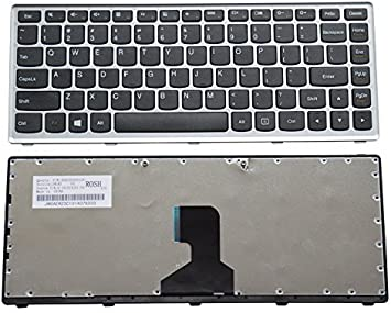 US Layout New Laptop Keyboard Replacement for IBM Lenovo IdeaPad Yoga 13
