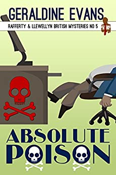 Absolute Poison (Rafferty & Llewellyn Book 5) by [Evans, Geraldine]