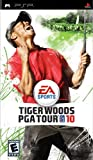 Tiger Woods PGA Tour 10 - Sony PSP