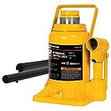 Performance Tool W1643 12 Ton (24,000 lbs.) Heavy Duty Shorty Bottle Jack