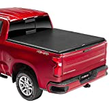 "TruXedo TruXport Soft Roll Up Truck Bed Tonneau Cover | 271101 | fits 07-13, 2014 HD GMC Sierra & Chevrolet Silverado 1500/2500/3500 6'6"" bed"