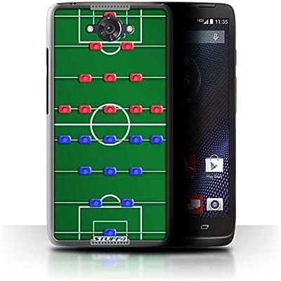 Carcasa/Funda STUFF4 dura para el Motorola Moto Maxx / serie: Juegos: Amazon.es: Electrónica