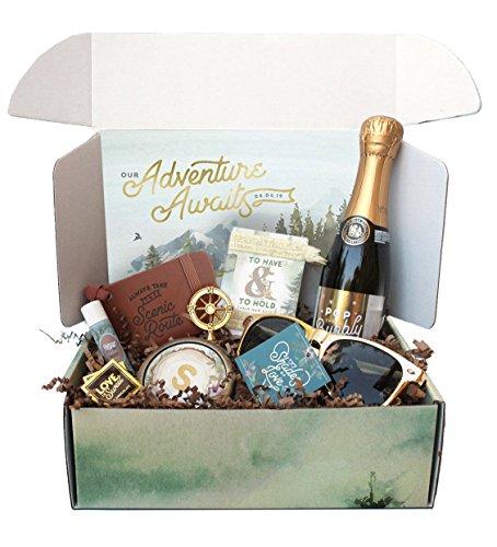 Mailbox Melodies 'Be My Bridesmaid' Proposal Box | Asking Bridesmaids | Bridesmaid Gift | Bridesmaid Thank You (E. ()