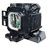 AuraBeam Economy NEC NP500 Projector Replacement Lamp with Housing