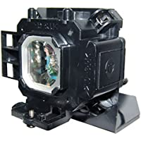 AuraBeam Economy NEC NP07LP Projector Replacement Lamp with Housing