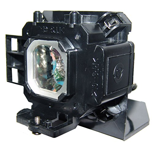 AuraBeam Economy Replacement Projector Lamp for Canon LV-8310 With Housing