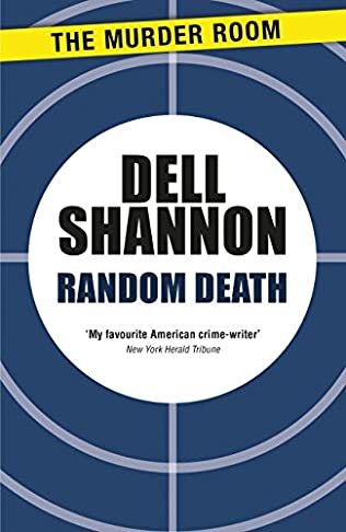 book cover of Random Death
