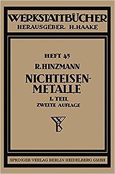 Nichteisenmetalle (Werkstattbücher)