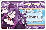 Ange vierge almario plate badge