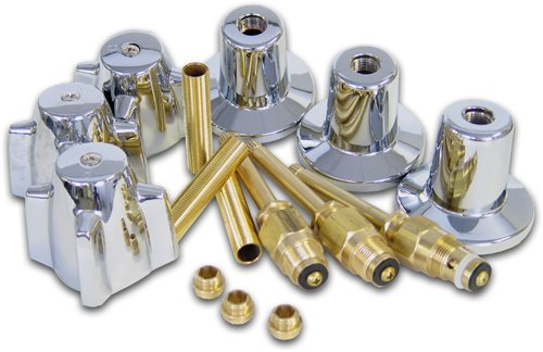 KISSLER RBK1821 Central Brass Shower Valve Rebuild Kit by KISSLER & CO. INC