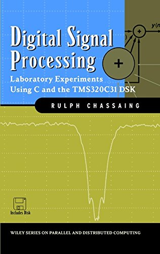 - Digital Signal Processing: Laboratory Experiments Using C and the TMS320C31 DSK (Topics in Digital Signal Processing)
