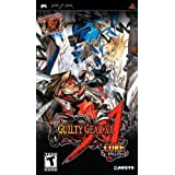 Guilty Gear XX Accent Core Plus - PlayStation Portable