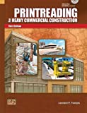 Printreading for Heavy Commercial Construction, Toenjes and Toenjes, Leonard P., 0826904610