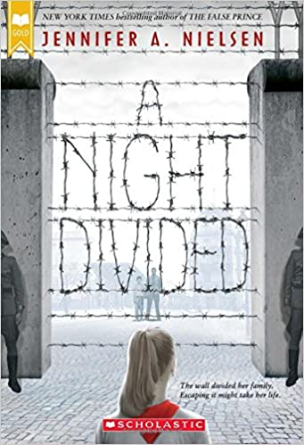 cover, A Night Divided
