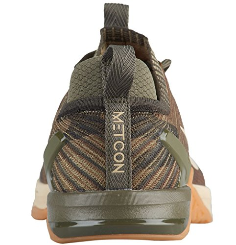 Olive Multicolore Stucco Dsx Homme Canvas Metcon NIKE Light Flyknit 2 Basses Dark Sneakers Silver 001 U8wqZ0