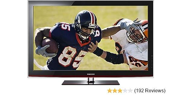 amazon com: samsung pn50b650 50-inch 1080p plasma hdtv (2009 model):  electronics