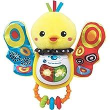 VTech Baby Twiet Twiet Rammelaar Niño/niña - Juegos educativos (Multicolor, Niño/niña, 2 año(s), Holandés, De plástico, CE)