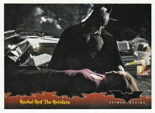 (Master Of The Batcave (Trading Card) Batman - Batman Begins # 68 Topps 2005 - NM/M )