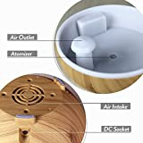 Kekilo Ultrasonic Air Purifier Cool Mist Humidifier
