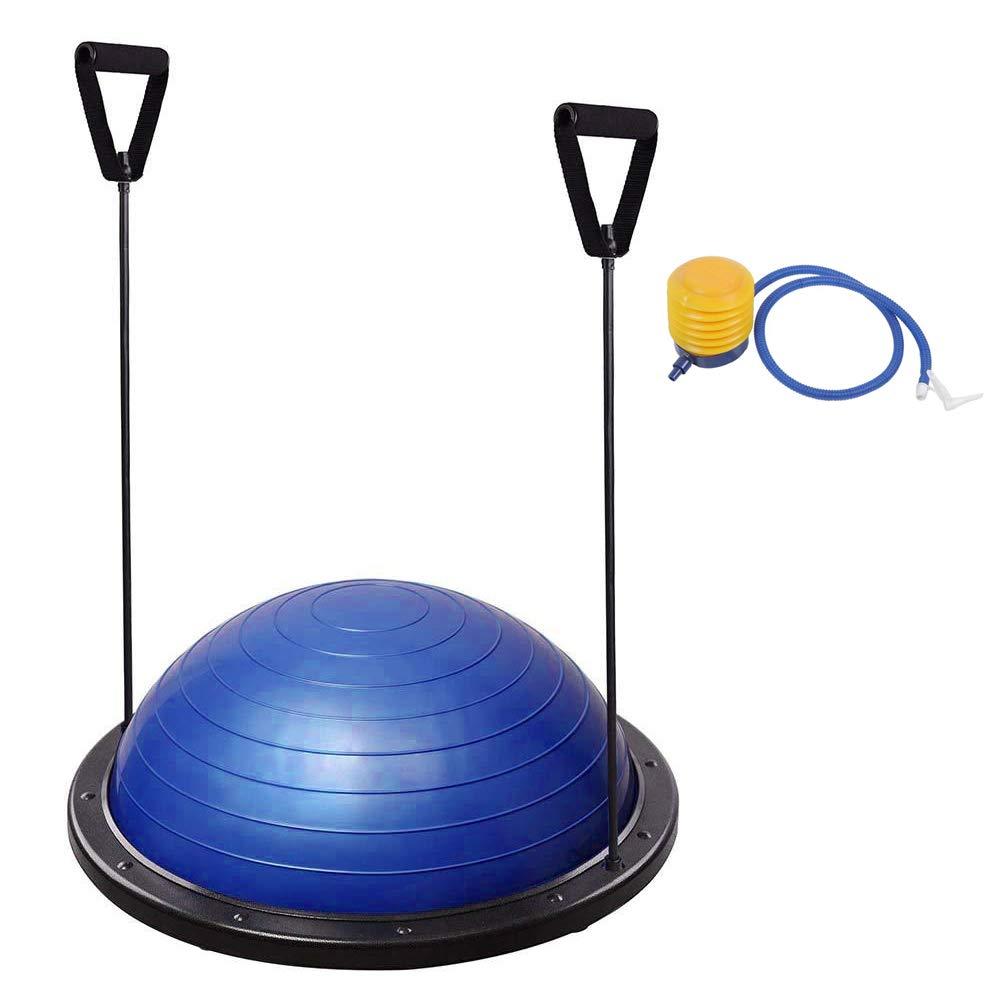 COMOTS Balón de entrenamiento de yoga para pilates (23,2