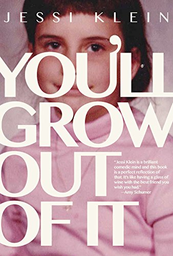 Book Cover: You'll Grow Out of It