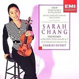 Symphonie espagnole / Concerto pour violon [Import anglais]