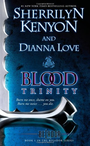 Blood Trinity: Book 1 in the Belador Series PDF