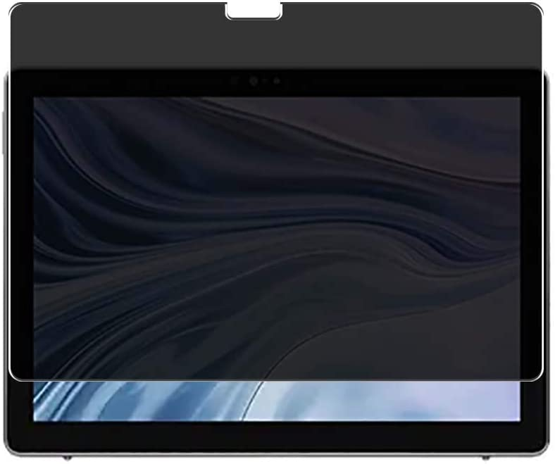 Puccy Privacy Screen Protector Film, compatible with Dell Latitude 7000 7210 2-in-1 12.3