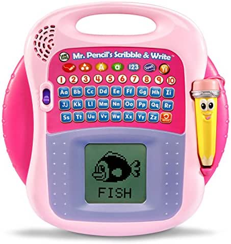 LeapFrog Mr. Pencil's Scribble & Write (Amazon Exclusive)