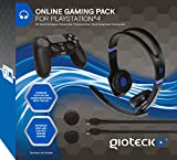 Gioteck Online Gaming Pack for PS4 For Sale