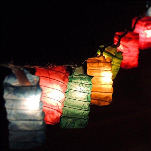 septwt s thailand lantern carnival night light bar lights home