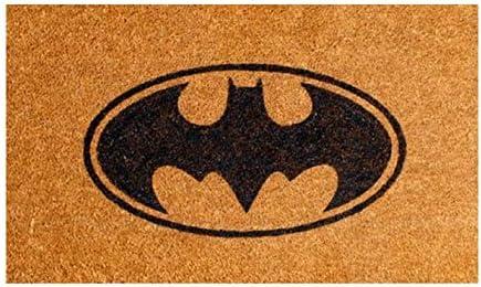 Batman Welcome Doormat Easy Clean Anniversary Wedding Birthday New Home Gift Funny Front Door Mat