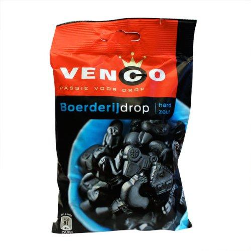 Farm Licorice (Venco Boerderij Drop hard Zout/Farm Licorice hard salty, 6.1)